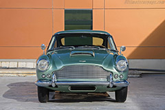 Aston Martin DB4 Coupe