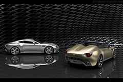 Aston Martin V12 Vantage Zagato Heritage Twins