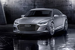 Audi Prologue Show Car