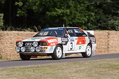 Audi Quattro A2 Group B