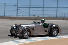 Bugatti Type 57 S Torpedo Competition