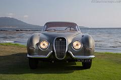 Jaguar XK120 SE Pinin Farina Coupe