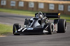 Kojima KE007 Cosworth