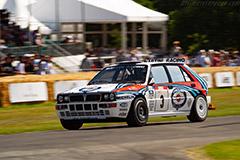 Lancia Delta HF Integrale Evoluzione Group A