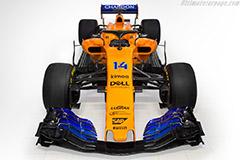 McLaren MCL33 Renault