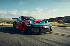 Porsche 911 GT RS Clubsport