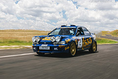 Subaru Impreza Group A