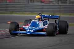 Tyrrell 010 Cosworth