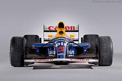 Williams FW14B Renault