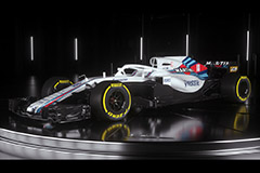 Williams FW41 Mercedes