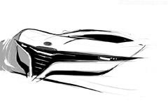 Alfa Romeo Bertone Coupe Concept