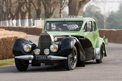 Bugatti Type 57 C Coupe Aerodynamique