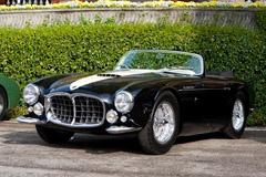 Maserati A6GCS/53 Frua Spider