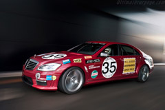 Mercedes-Benz S 63 AMG Showcar