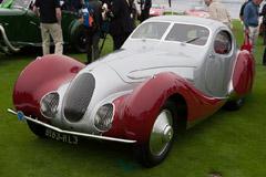 Talbot Lago T150C SS Figoni & Falaschi Teardrop Coupe