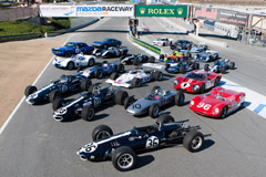 Monterey Motorsports Reunion Report and Gallery