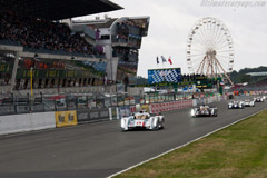 2012 24 Hours of Le Mans report and gallery