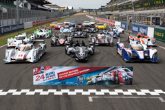 2012 24 Hours of Le Mans Test Day report and gallery
