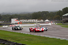 2016 Goodwood Revival report with 380-shot gallery