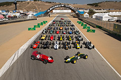 2017 Monterey Motorsports Reunion report and gallery