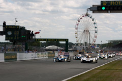 2009 24 Hours of Le Mans report and slideshow