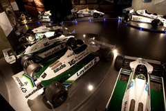 Forty Decades of Williams in Formula 1