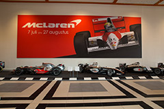 McLaren at the Louwman Museum