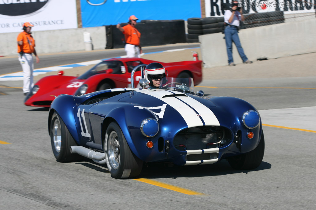 AC Shelby Cobra 427 Competition - Chassis: CSX3017   - 2006 Monterey Historic Automobile Races