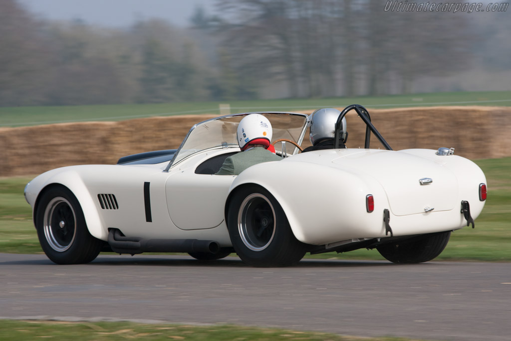 AC Shelby Cobra 427 Competition - Chassis: CSX3006   - 2012 Goodwood Preview