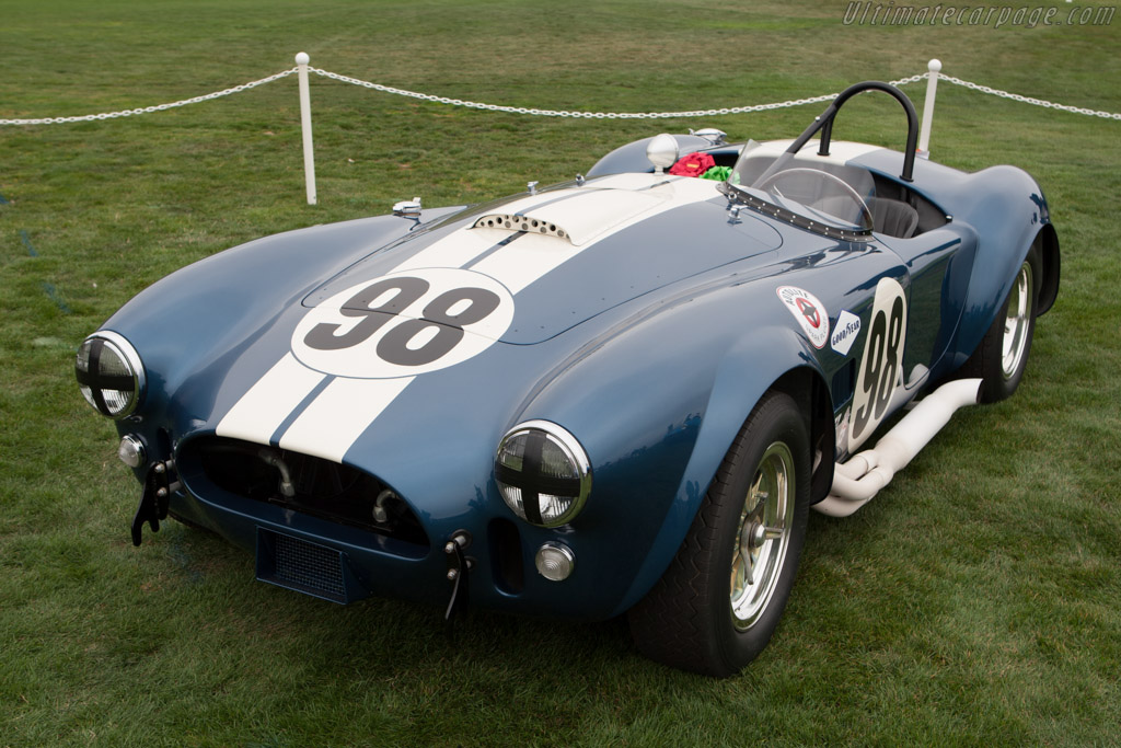AC Shelby Cobra 427 Competition - Chassis: CSX3002   - 2012 Pebble Beach Concours d'Elegance