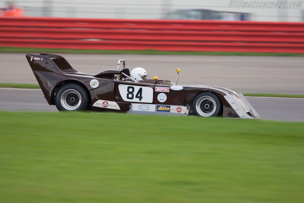 Chevron B26 Hart - Chassis: B26-74-10   - 2010 Le Mans Series Silverstone 1000 km (ILMC)