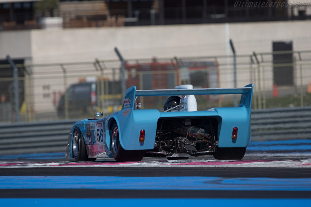 Chevron B26 Hart - Chassis: B26-74-07   - 2014 Dix Mille Tours