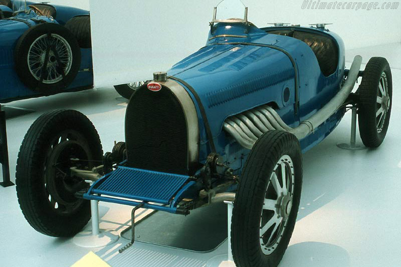 Click here to open the Bugatti Type 45 gallery