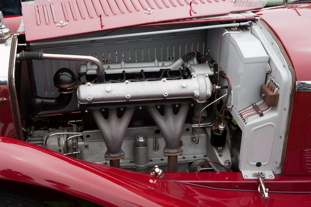 Alfa Romeo 6C 1750 GS Zagato Spider - Chassis: 10814313   - 2012 Pebble Beach Concours d'Elegance