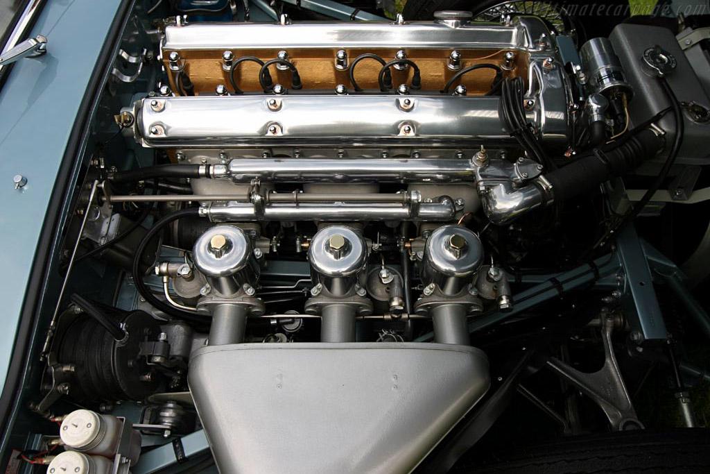 Jaguar E-Type Roadster - Chassis: 850634   - 2003 European Concours d'Elegance