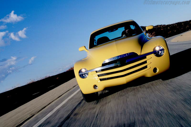 Click here to open the Chevrolet SSR gallery