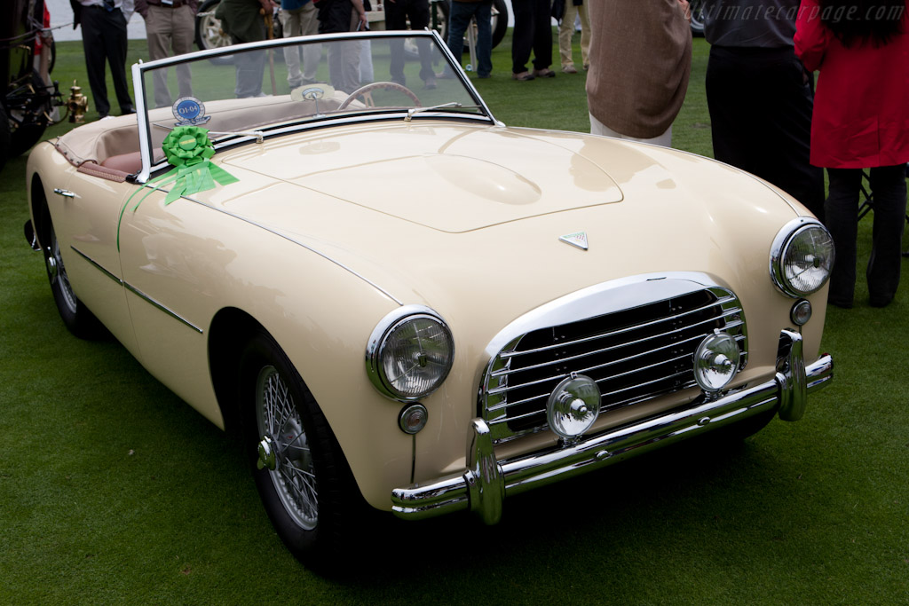 Swallow Doretti - Chassis: 1055   - 2011 Pebble Beach Concours d'Elegance