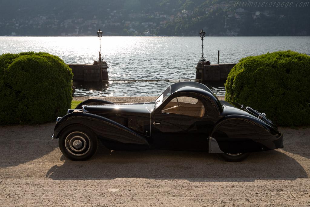 Bugatti Type 57 SC Atalante Coupe - Chassis: 57523   - 2016 Concorso d'Eleganza Villa d'Este