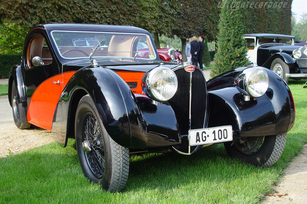 Bugatti Type 57 SC Atalante Coupe - Chassis: 57384   - 2003 Louis Vuitton Classic