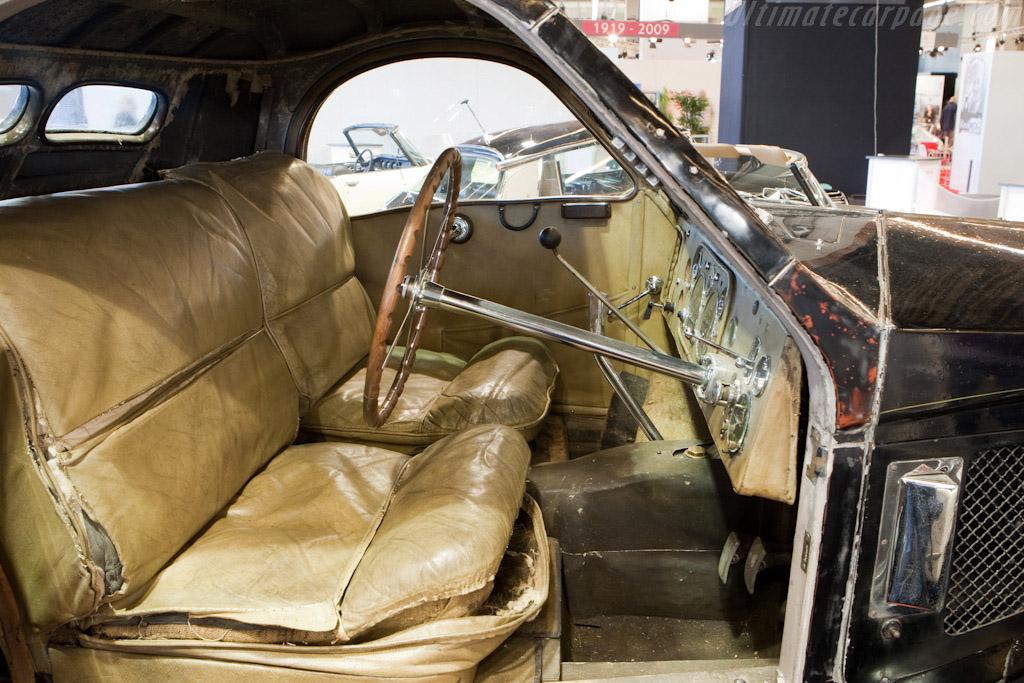 Bugatti Type 57 SC Atalante Coupe - Chassis: 57502   - 2009 Retromobile