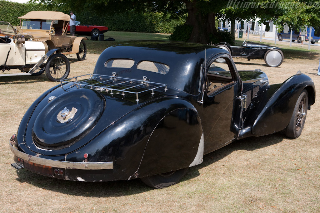 Bugatti Type 57 SC Atalante Coupe - Chassis: 57502   - 2009 Goodwood Festival of Speed