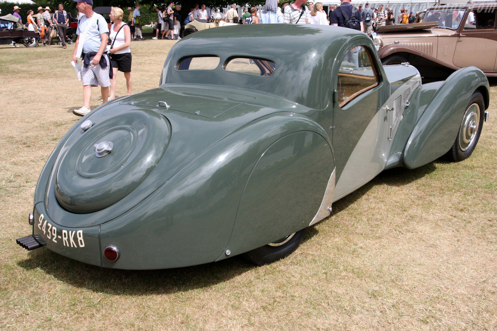 Bugatti Type 57 SC Atalante Coupe - Chassis: 57511   - 2009 Goodwood Festival of Speed