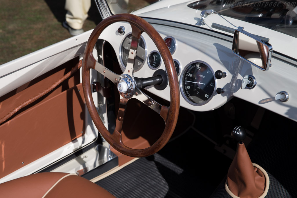 Siata 208 S Motto Spider - Chassis: BS518   - 2015 Pebble Beach Concours d'Elegance