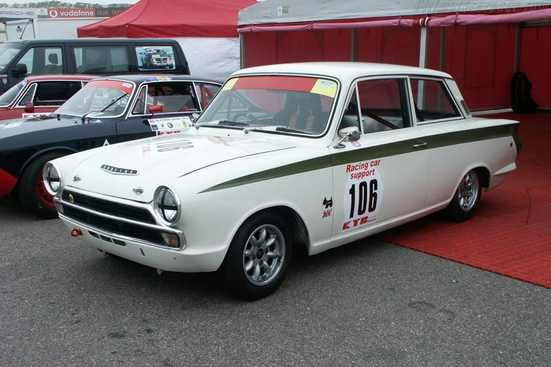 Click here to open the Lotus Cortina gallery