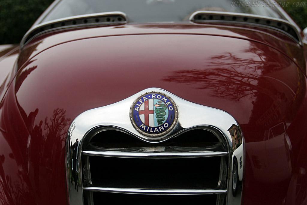 Alfa Romeo 1900C SS Zagato Coupe - Chassis: AR1900C 02056   - 2005 Concorso d'Eleganza Villa d'Este