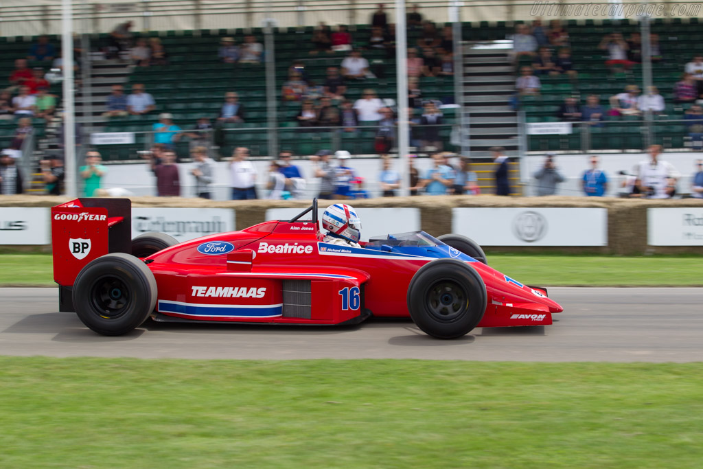 Beatrice-Lola THL2 Ford - Chassis: 86-001   - 2016 Goodwood Festival of Speed