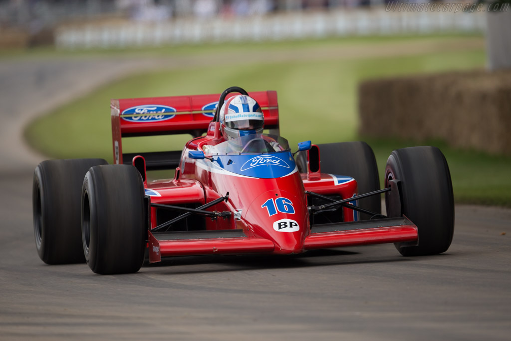1986 Beatrice-Lola THL2 Ford - Images, Specifications and Information