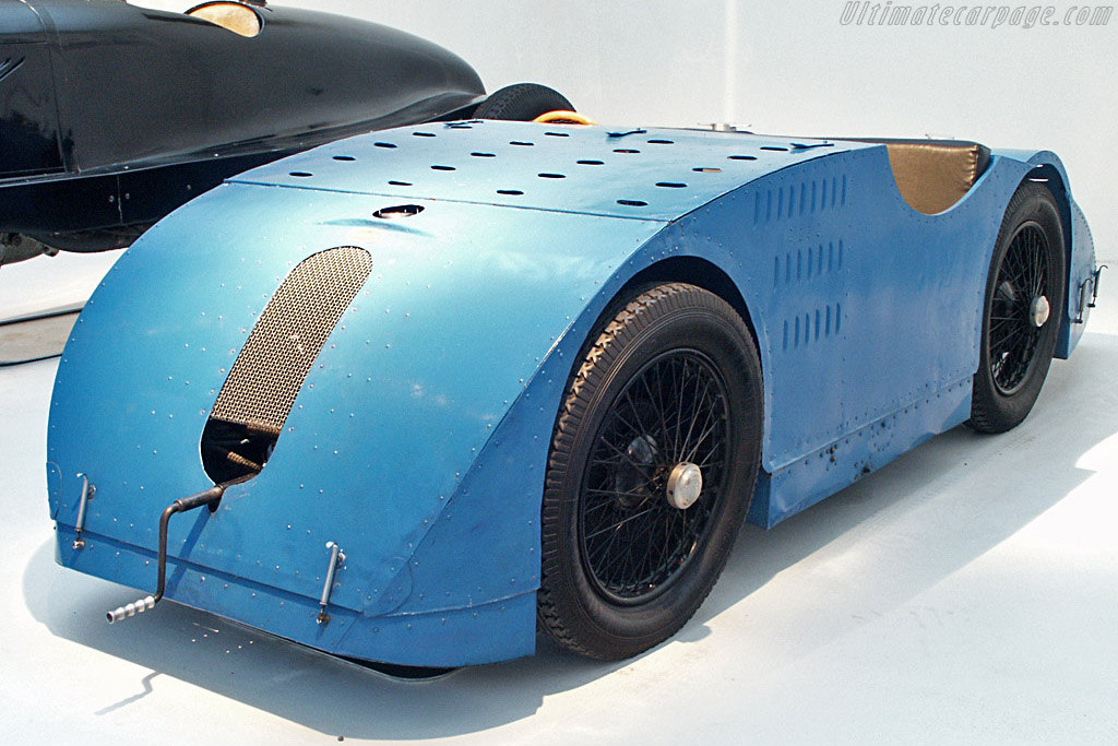 Click here to open the Bugatti Type 32 'Tank' gallery