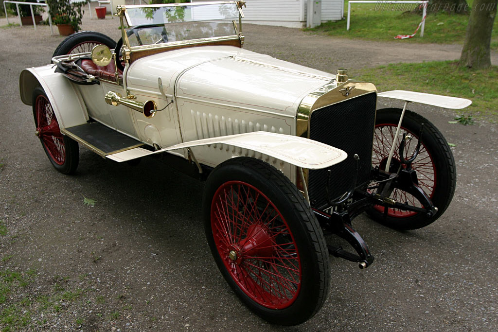 Hispano Suiza Alfonso XIII Roadster - Chassis: 1801   - 2004 European Concours d'Elegance