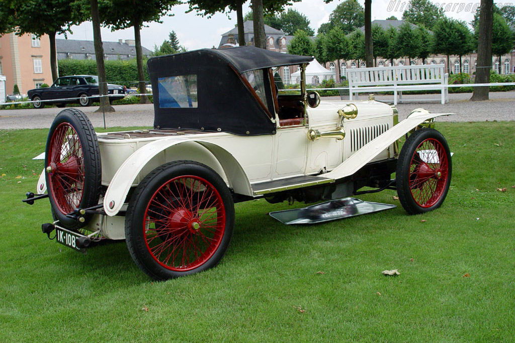 Hispano Suiza Alfonso XIII Roadster - Chassis: 1801   - 2003 European Concours d'Elegance